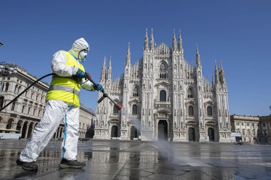 В Италии возвращение к работе может зависеть от наличия «правильных» антител