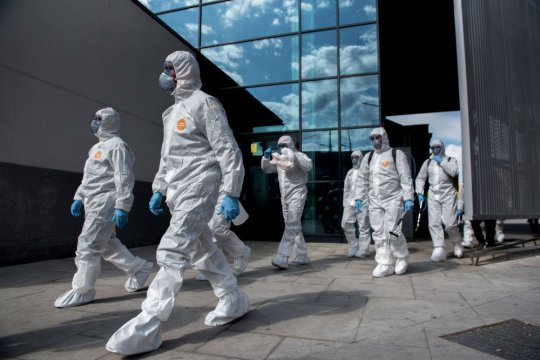 Европа: разные стратегии борьбы с коронавирусом