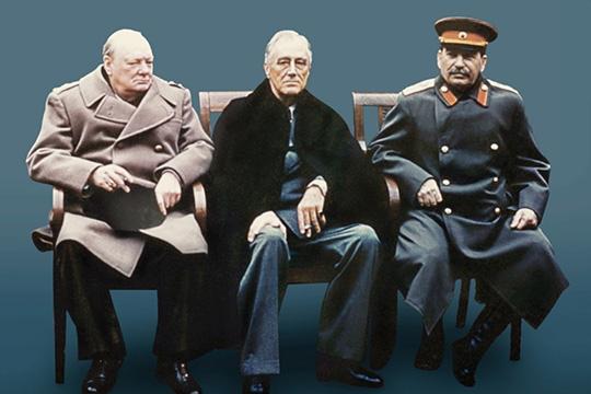 Большая тройка и совместная борьба с нацизмом – новая выставка о Великой победе