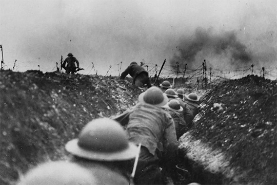 О Польше и военных преступлениях Первой мировой войны