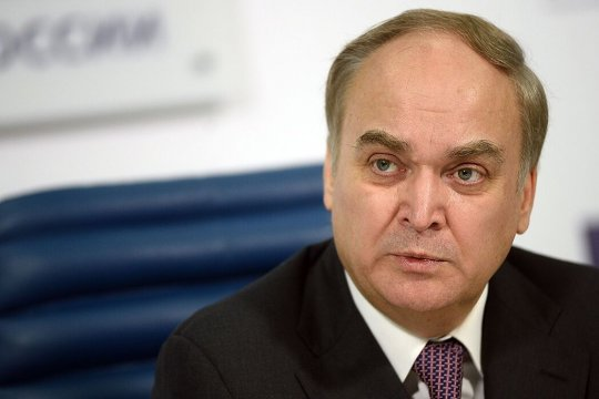 Посол России в США анонсировал прибытие российской помощи для борьбы с эпидемией коронавируса