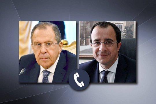 Сергей Лавров обсудил с кипрским коллегой ситуацию с распространением коронавируса