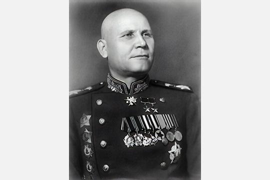 Маршал СССР Иван Конев рассказывает о начале Берлинской наступательной операции
