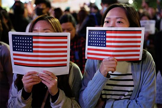 США, Китай и «коронавирусная дипломатия»