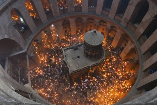 В МИД Израиля рассказали об ограничениях на схождении Благодатного огня
