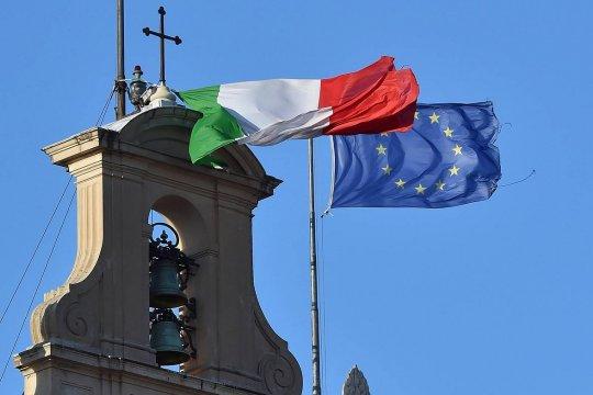 Еврогруппа не договорилась о помощи Италии