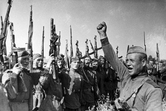 Москва-Берлин: память о Великой Победе