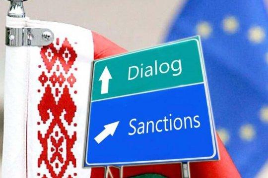 Украина поддержала санкции ЕС против Белоруссии