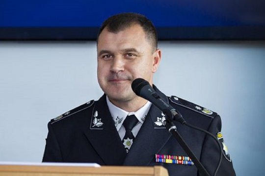 Украинская полиция обещает не выгонять людей из храмов на Пасху