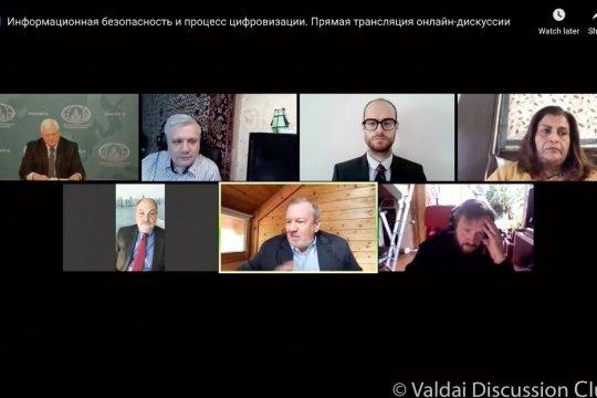 А.Крутских: за «биопандемией» последует «киберпандемия»