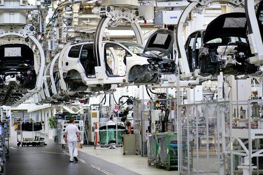 Настроения экспортеров в ФРГ упали до рекордного уровня