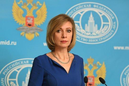 Захарова: 150 наблюдателей специальной мониторинговой миссии на Украине отозваны домой