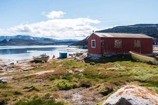 Дания, США и независимость Гренландии