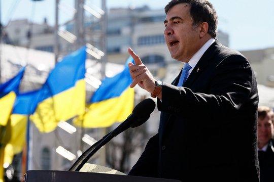 Саакашвили принял предложение Зеленского занять пост вице-премьера правительства Украины