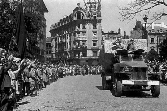 Победы апреля 1945-го начинались с Братиславы