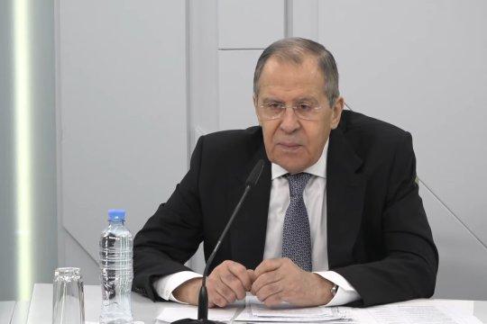 Сергей Лавров: Попытки затормозить объективный процесс формирования многополярного мира обречены на провал