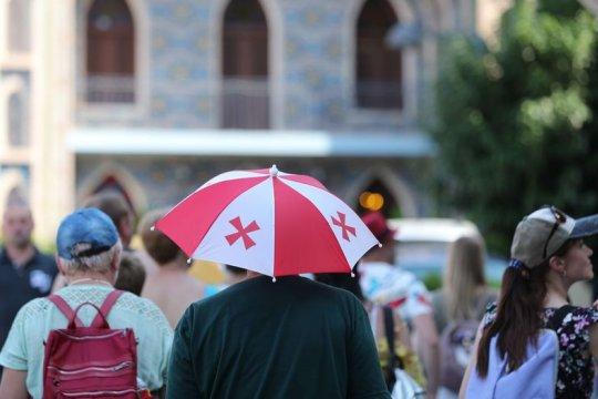 Грузия откроет границы для туристов с 1 июля