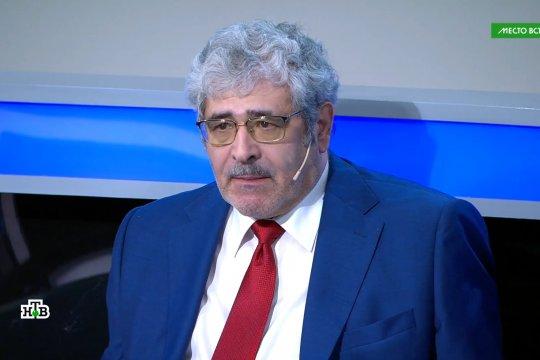 Главный редактор журнала «Международная жизнь» Армен Оганесян принял участие в программе «Место встречи»