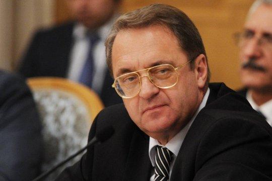 Богданов: контакты по ближневосточному урегулированию вряд ли будут успешными из-за позиции США