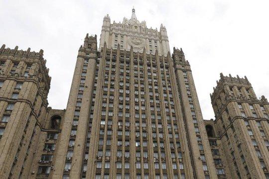 В МИД России заявили о неоспоримости суверенитета России над Курилами