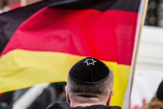 Судьи Германии обеспокоены ростом числа антисемитских преступлений