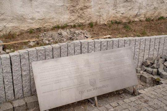 В Праге установлена памятная доска власовцам