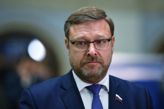 К. Косачев: Законопроект о закупке товаров без учета контрсанкций направлен на защиту граждан Российской Федерации