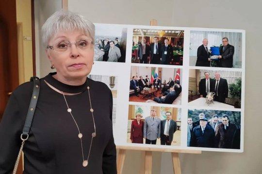 Отечественная дипломатия в лицах: интервью с Мариной Карловой