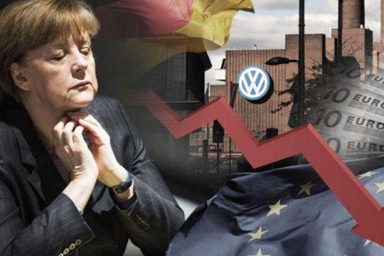 Пандемия коронавируса обрушила германскую экономику