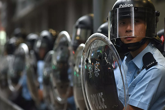 Закон о безопасности Гонконга: у «красной черты»
