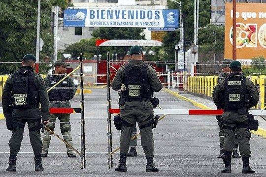 США перебрасывают войска в Колумбию