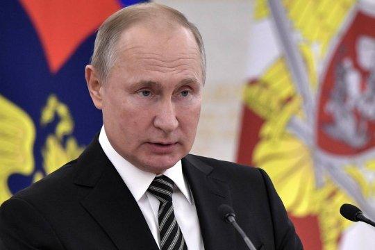 Путин поручил Минобороны и МИД России провести переговоры о расширении присутствия в Сирии