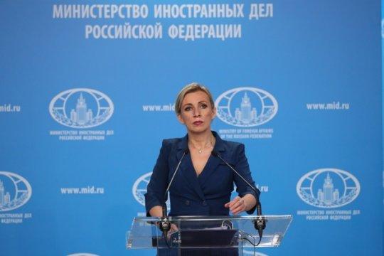 Мария Захарова: западные силы стремятся использовать пандемию для дискредитации ряда правительств