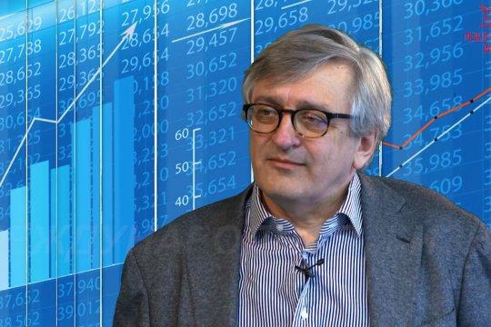 Владимир Косторниченко: кризис в экономике неизбежен (часть 1)