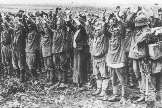 Немецкие власти передали России первую часть архивов о советских военнопленных