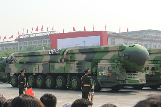 Будет ли Китай наращивать свой ядерный потенциал?
