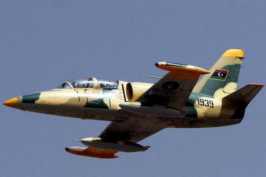 Силы Хафтара анонсировали масштабную воздушную кампанию в Ливии