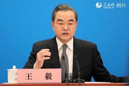 Китай расставляет акценты. Пресс-конференция министра иностранных дел КНР