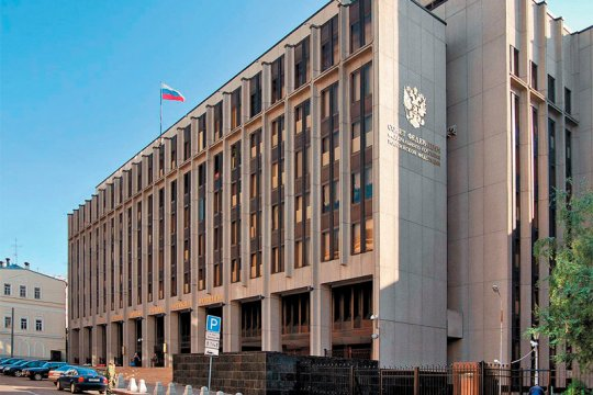 Сенаторы обсудили вопросы сотрудничества между Россией и Таджикистаном в сфере образования