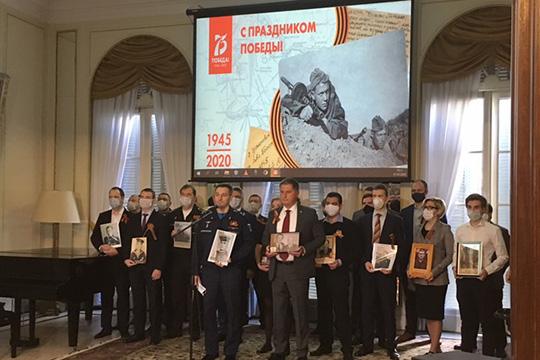 В День Победы Россию и Аргентину объединяет общая память