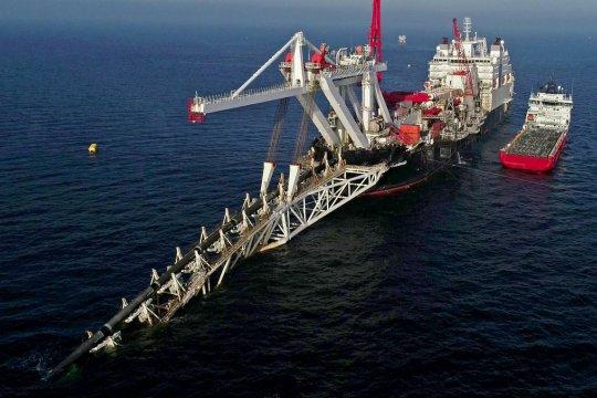 В Германии допустили введение штрафных пошлин на американский газ