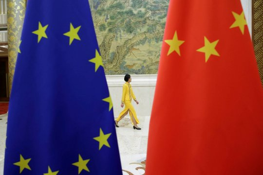 «Третий путь»: ЕС стремится избежать жесткого выбора между США и Китаем