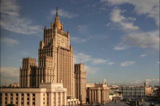 В МИД России сообщили  о высылке из страны двух сотрудников посольства Чехии