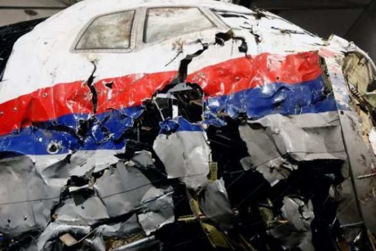 Власти Нидерландов решили  расследовать роль Украины в крушении MH17