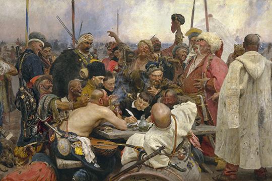 «Украинская школа» польской поэзии и живописи против русской культуры