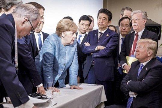 Великобритания не поддержит возвращение России в G7