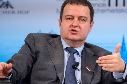 Дачич сообщил о дефиците идей по косовскому урегулированию