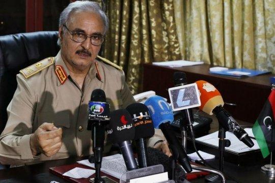 Хафтар призвал ЛАГ применить договор о коллективной обороне против интервенции Турции в Ливии
