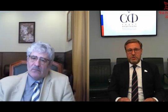 Константин Косачев: понятие соотечественник впервые появляется в Конституции РФ