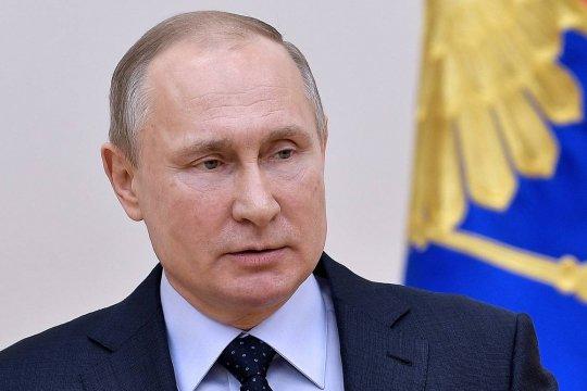 Путин надеется на выход США из кризиса